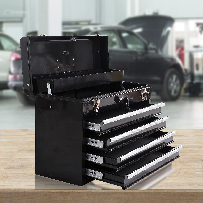 Screwdriver Organizer Sorter Tray Tool Box Storage Home Drawer Garage Portable
