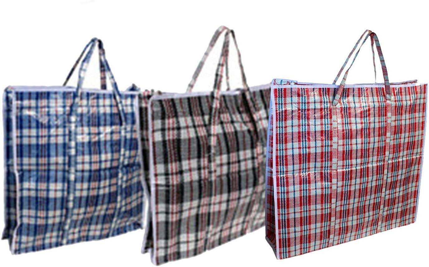 Comercialización dividir no se dio cuenta  Acan Pack de 50 Bolsas de Rafia 45 x 40 x 20 cm Prox Color Surtido: Amazon.es:  Hogar