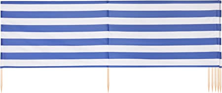Ladeheid Strand Windschutz Sichtschutz 15 m lang LAEX001