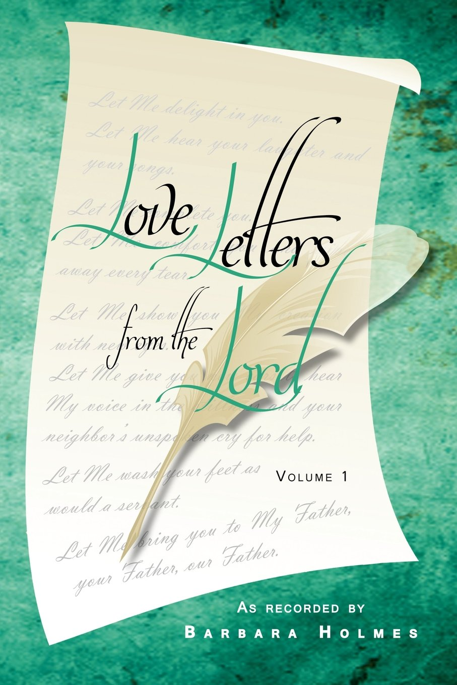 Love Letters from the Lord - Vol. 1 pdf