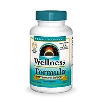 Source Naturals Wellness Formula Bio-Aligned Vitamins & Herbal Defense - Immune...