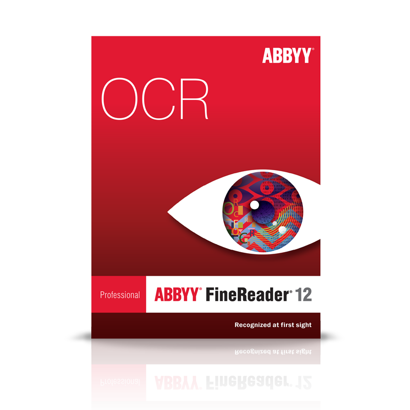 ABBYY FineReader 12 Pro Upgrade for PC [Download]