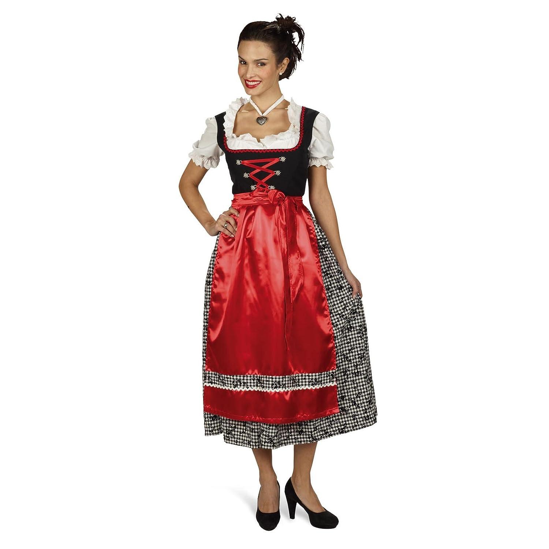 Oktoberfest-vestido-Blusa-Delantal de cocina, modelo de vestido ...