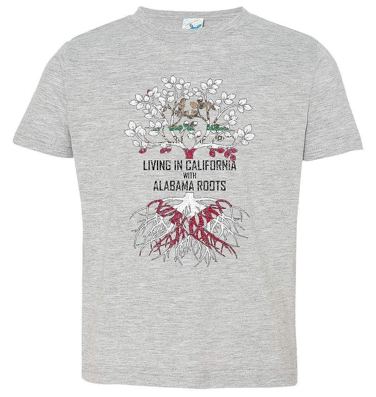 Tenacitee Babys Living in California Alabama Roots Shirt