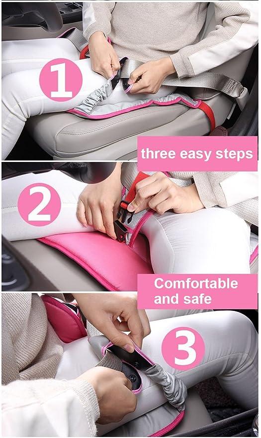 BIGWING Style-Cinturón Embarazada para Asiento de automóvil a ...