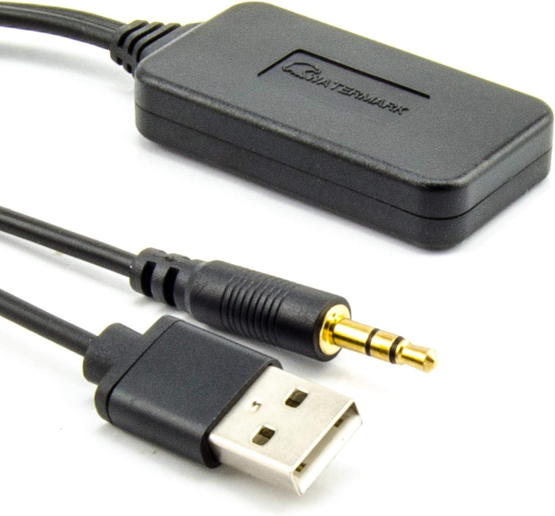 Bluetooth Aux Adapter Mp3 Musik Streaming 3 5 Klinke Elektronik