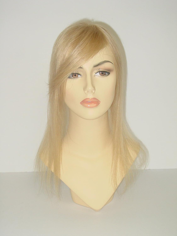 Amazon Hairdiamond Luna Topper Semi Wig In Human Hair 16