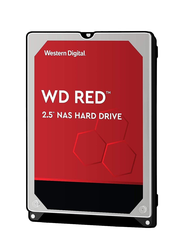 Western Digital 1 TB WD Red SATA III 5400 RPM 16 MB Cache Bulk//OEM NAS Hard Drive WD10JFCX
