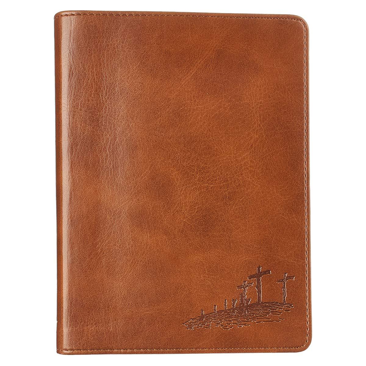 Read Online Gospel Saddle Tan Flexcover Journal - John 3:16 PDF