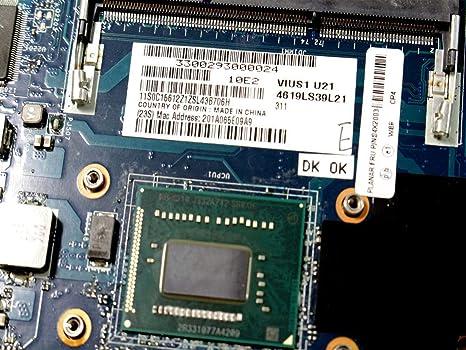 L/è/ñ0v0 Th/¡nkp/àd S431 with i7-3687u 2.10GHz Laptop Motherboard 04X2003 by EbidDealz