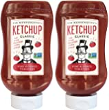 Sir Kensington's Classic Ketchup, 20-Ounce Squeeze Bottles (Pack of 2)