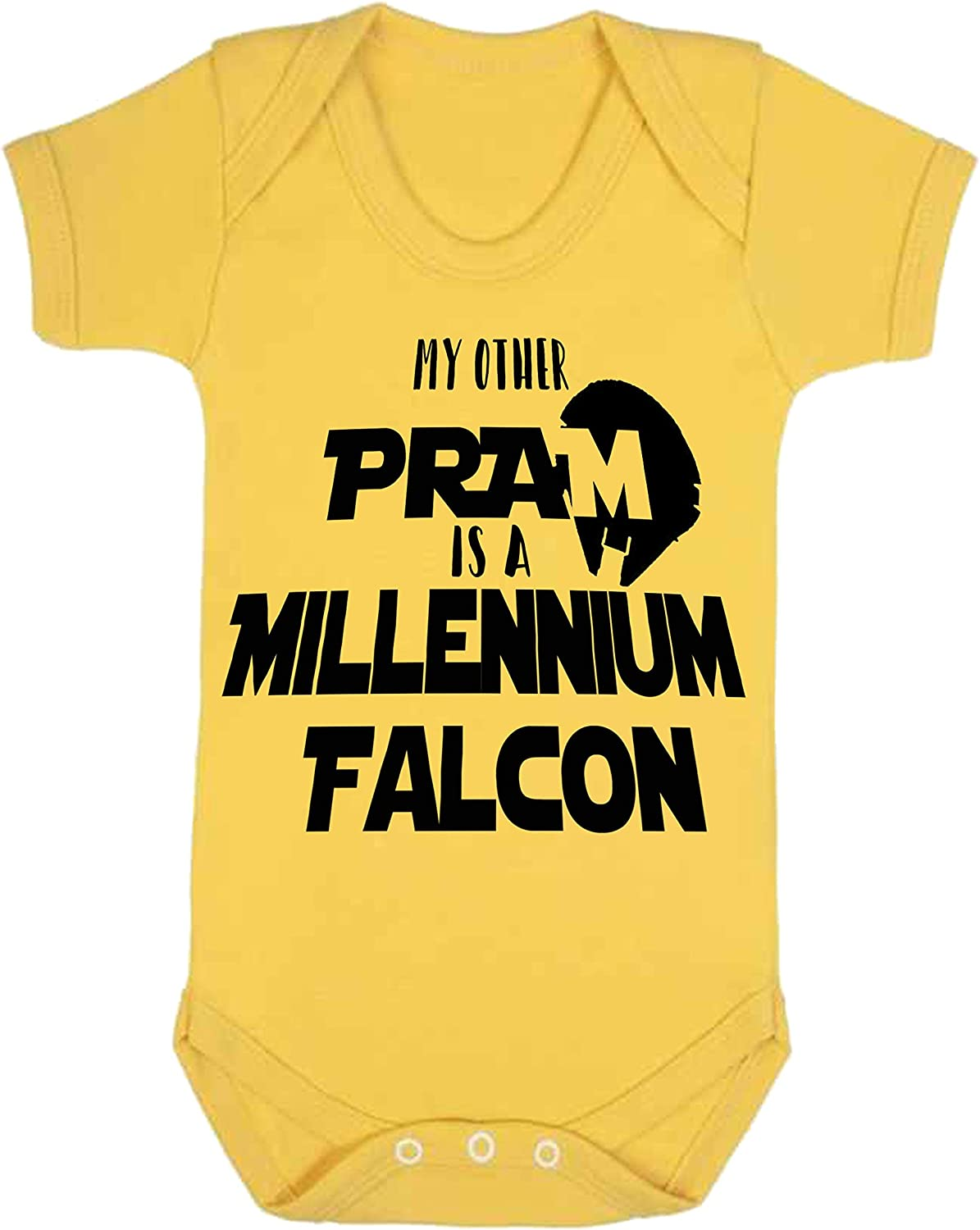 My Other Ride is a Millennium Falcon Star Wars - Pijama para ...