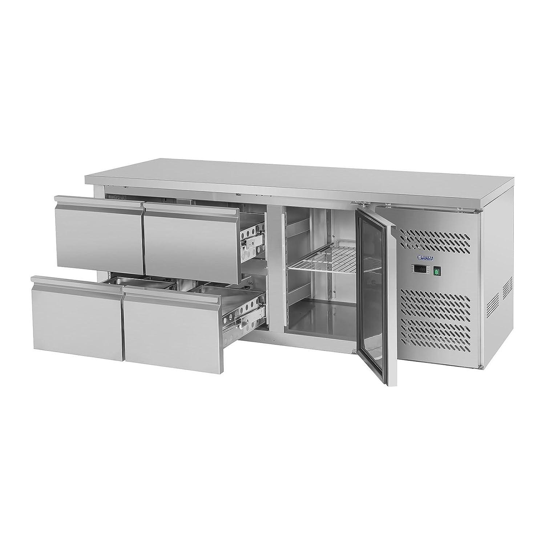 Royal Catering Mesa Refrigerada RCKT-179/70 (403 L ...