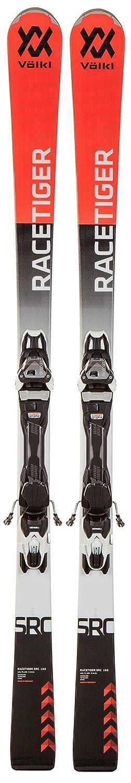 VÖLKL RACETIGER SRC mit VMOTION 10 GW Bindung Racecarver Salomcarver Ski Collection 2018 (173)