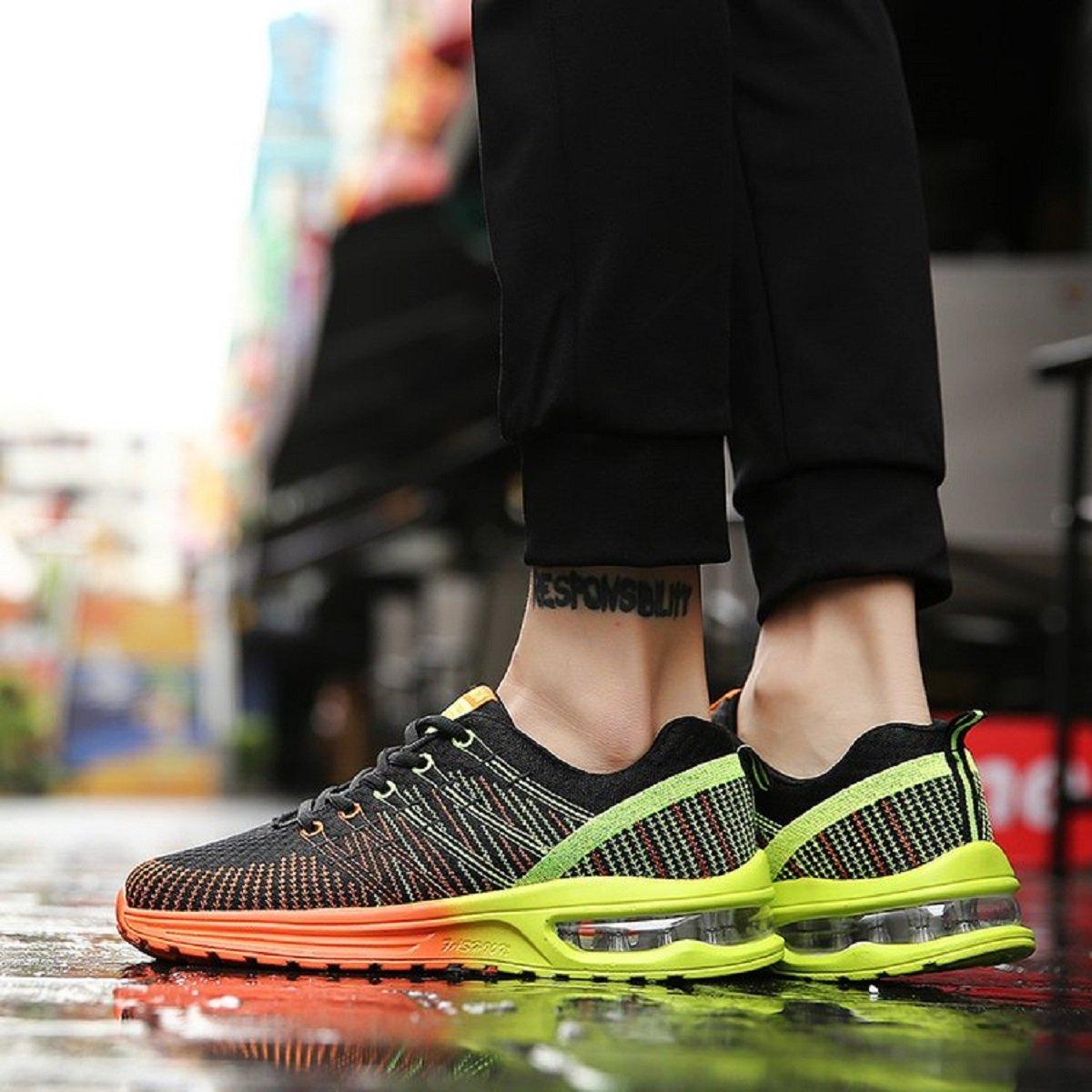 NEOKER Donna Scarpe da Running Sportive Corsa Sneakers Ginnastica Outdoor  Multisport Shoes 56c29b869af