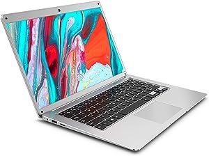 14.1 inch Laptop HD Display Intel 64-bit Quad-core Celeron J3455 Processor 8GB RAM 128GB SSD scalable 1TB Solid State Drive Windows 10 Pro