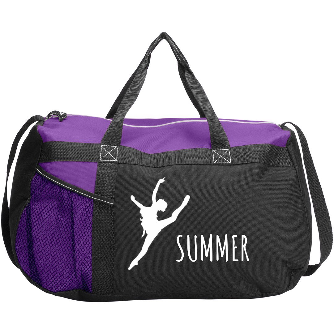 Ballet Dance Bag Gift For Summer: Gemline Sequel Sport Duffel Bag