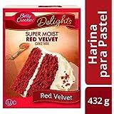 Betty Crocker Cake Mix Red Velvet, Chocolate, 432 g