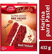 Betty Crocker Cake Mix Red Velvet, Chocolate, 432 g