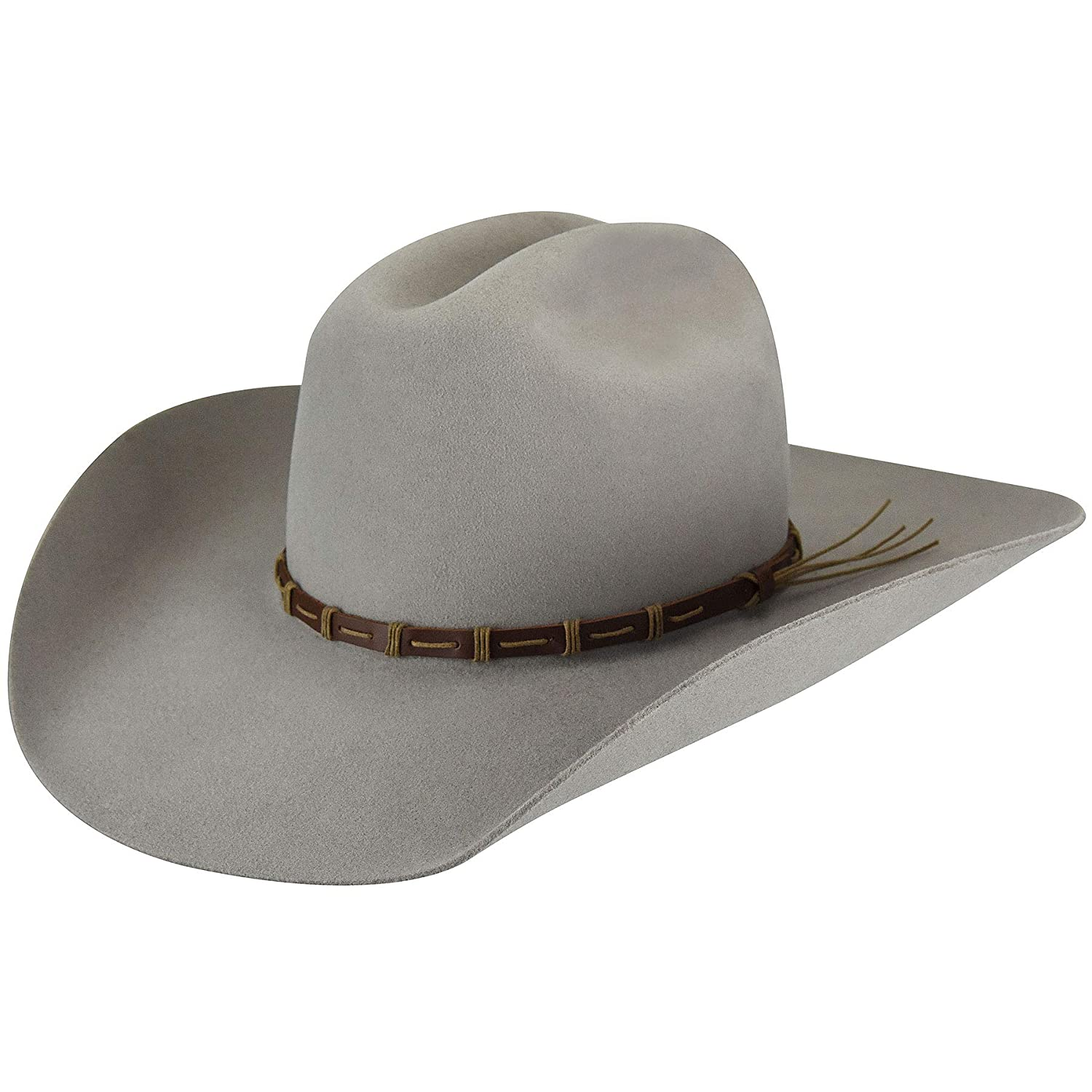 7c326d3ea87 Bailey Western Men s Alsworth Western Cowboy Hat at Amazon Men s Clothing  store