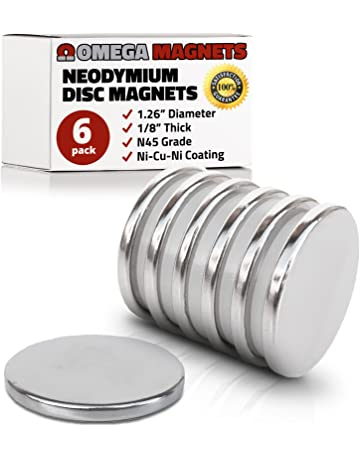 What Types Of Magnets Are There Cool Magnet Man >> Amazon Com Rare Earth Magnets Industrial Magnets Industrial