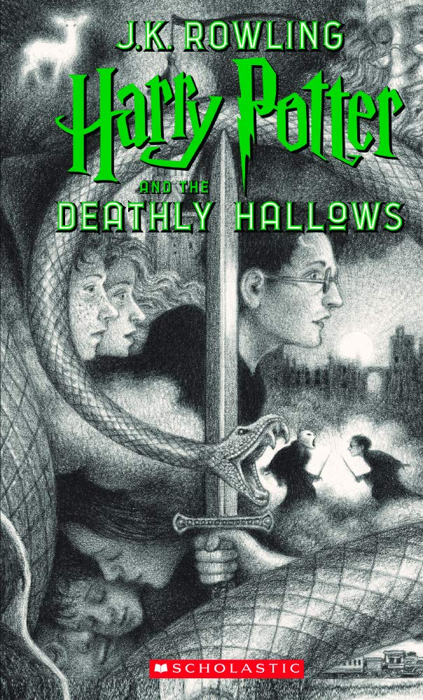 Harry Potter And The Deathly Hallows Brian Selznick Cover Edition Rowling J K Grandprae Mary Selznick Brian Rowling J K 9780606415187 Amazon Com Books