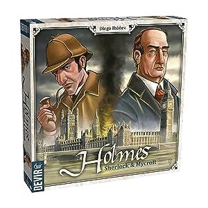 Devir Games Holmes: Sherlock & Mycroft
