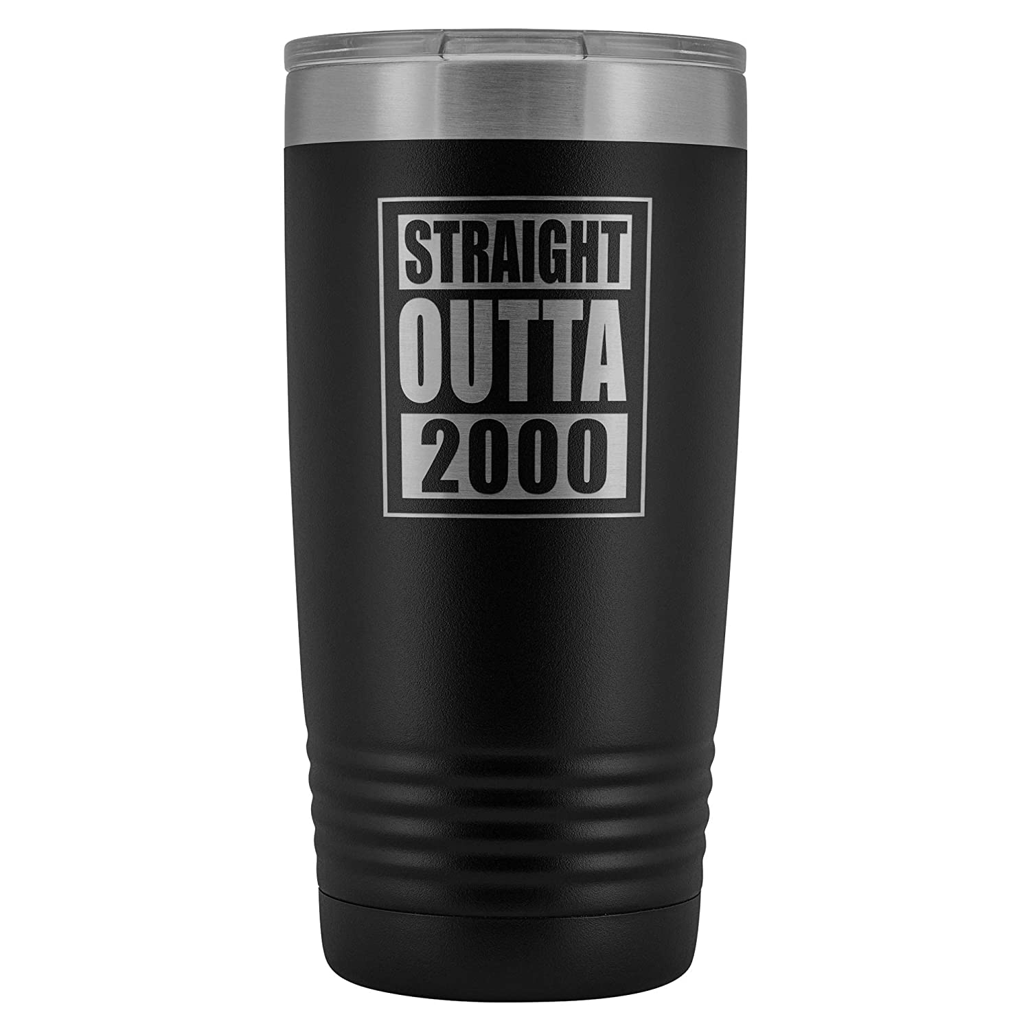 Amazoncom 19th Birthday Gifts Tumbler Straight Outta