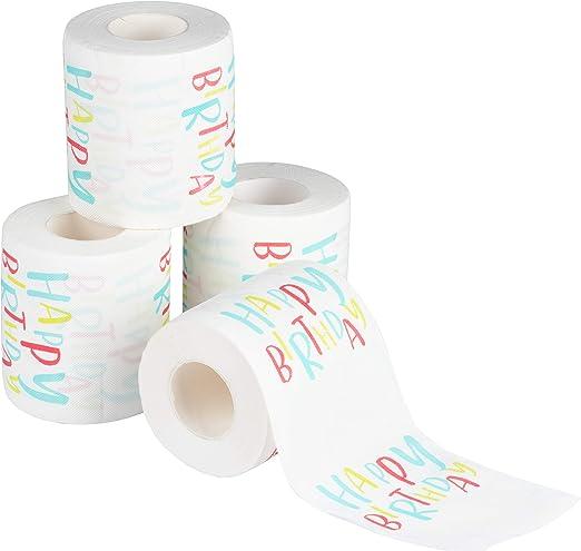 Anniversaire Blague article Papier WC Papier Toilette Happy Birthday 30 Papier Toilette