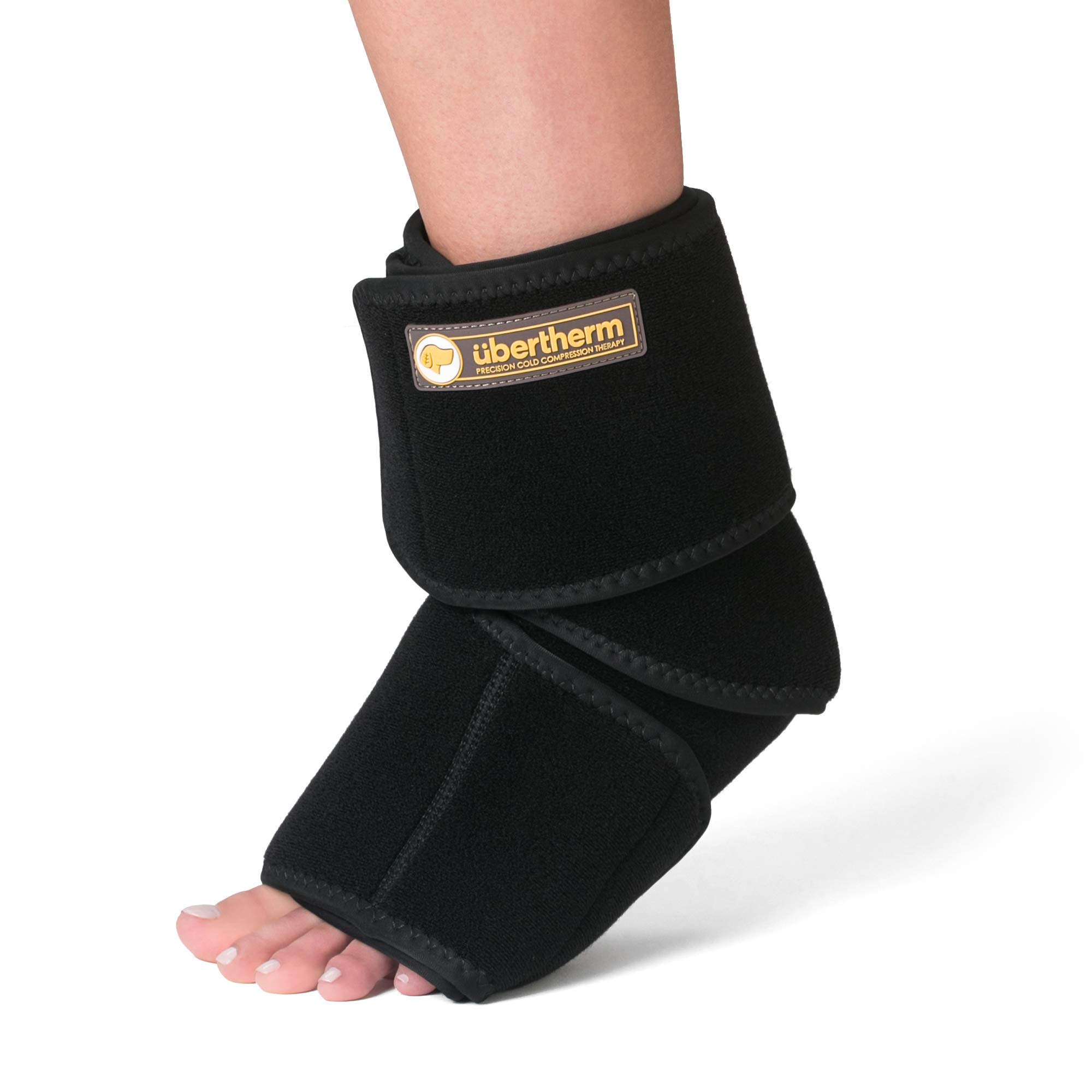 übertherm Foot/Ankle Pain Relief Cold Wrap. Heal Faster, Feel Better.