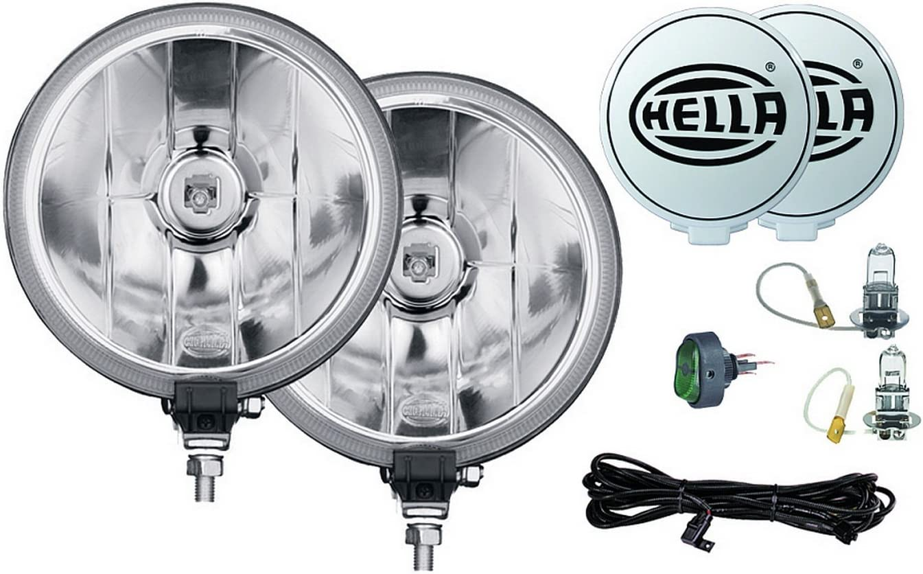 <strong>HELLA Driving Lamp Kit</strong>