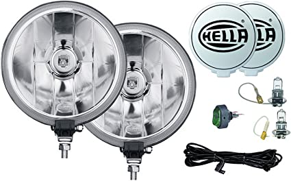 hella 005750941 500ff series driving lamp kit hella 550 driving lights hella 500 driving lights diagram #6