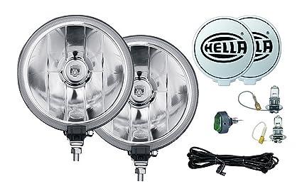 amazon com hella 005750941 500ff series driving lamp kit automotive rh amazon com Ford 7 Pin Wiring Diagram Cooling Fan Relay Wiring Diagram