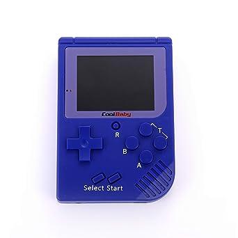Coolbaby Rs 6 Mini Consola De Juegos Nostalgico Juego Para Ninos