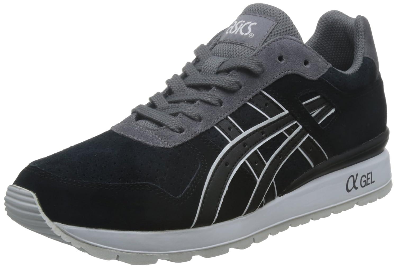 ASICS GT II Retro Sneaker B00ZQ8B7SK 7 M US|Black/Grey