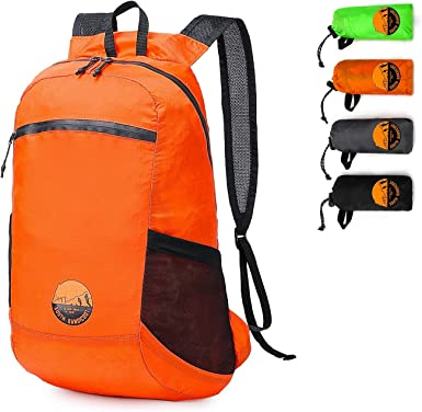 South Bandicoot|Foldable Backpack|Packable|Lightweight|Waterproof|Travel/&Hiking