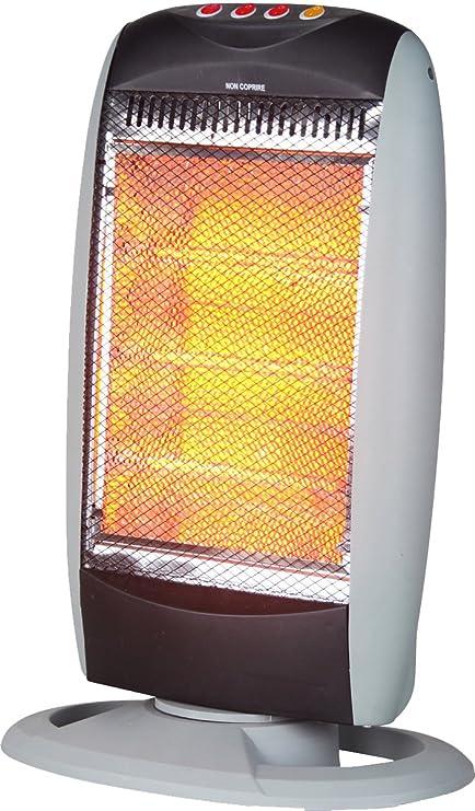 Alfa 42258 - Estufa kuken haloge.400/800/1200w. osci.