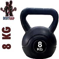 Bodygrip BGRIP5439 Kettlebell, 8Kg (Multicolour)