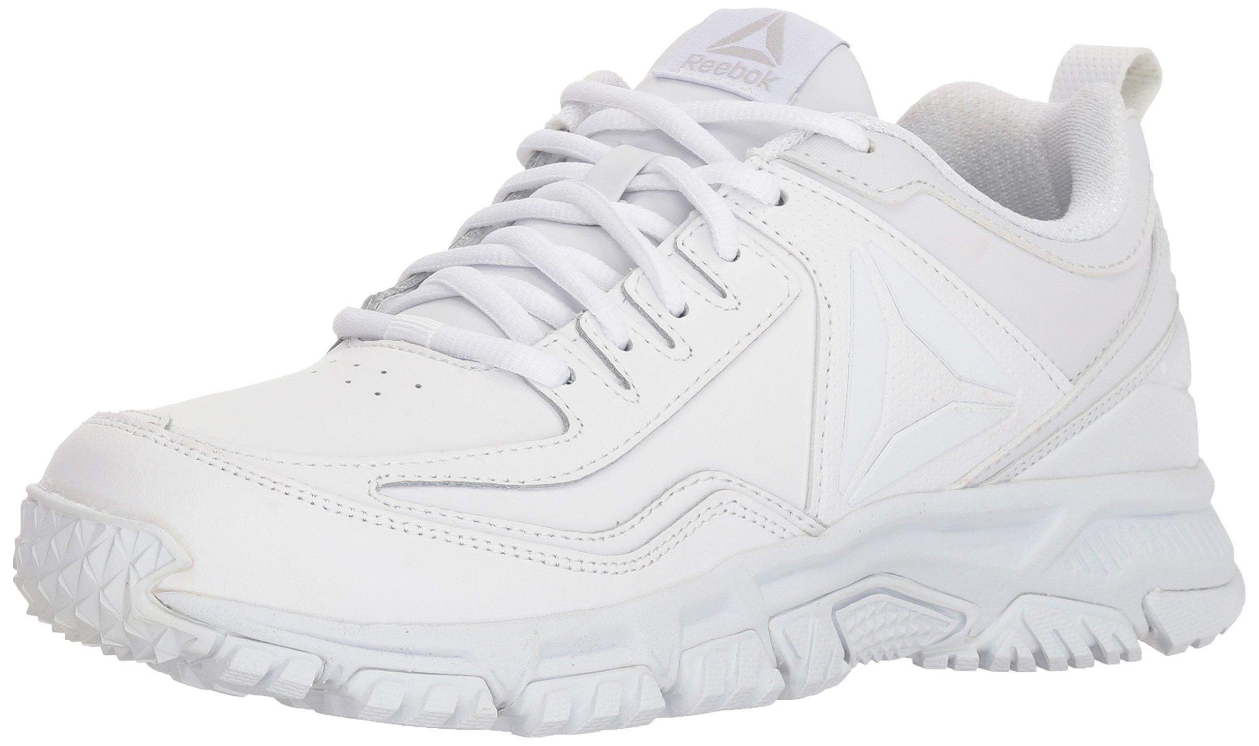 d1a4912395a Reebok Men s Ridgerider Leather Sneaker   Fashion Sneakers ...