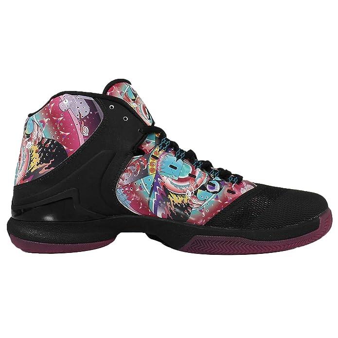finest selection b4d5d cfdb9 Nike Air Jordan Super.Fly 4 PO CNY Mens Hi Top Basketball Trainers 840476  Sneakers Shoes (UK 11.5 US 12.5 EU 47, Black Dynamic Pink 060)   Amazon.co.uk  ...