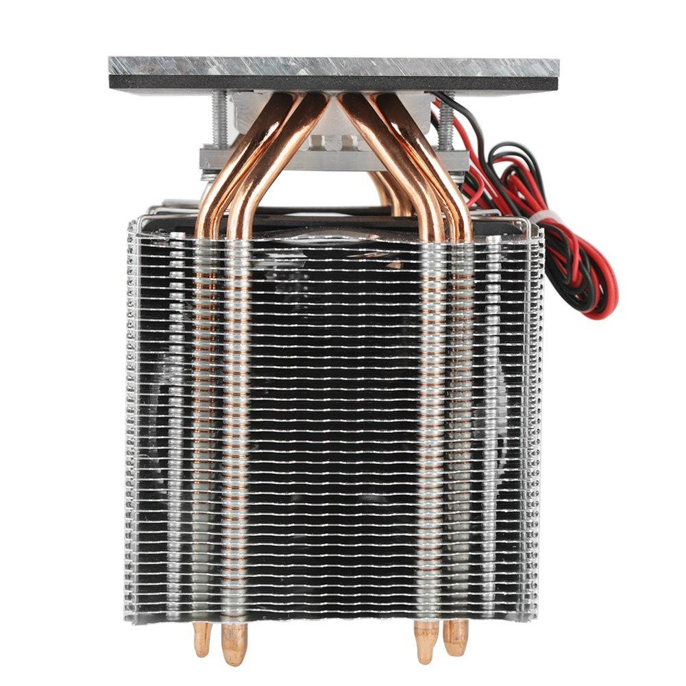 Semiconductor Refrigeration,12V 240W 212710 Electronic Semiconductor DIY Refrigerator Cooler Cooling System Kit