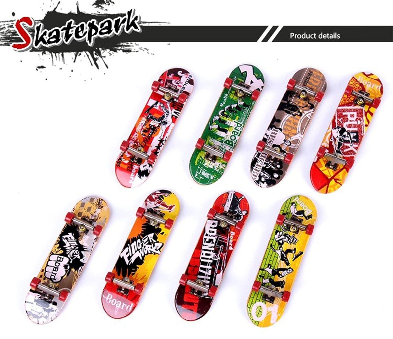 ONOGAL 1x FingerSkate Finger Skate monopatin patinete mini ...
