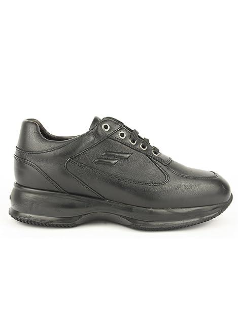 scarpe nere simili hogan
