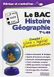 Je me teste sur... Le BAC : Histoire, Géographie, Tle L-ES (logiciel d'autoévaluation inclus)