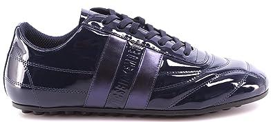 Bikkembergs Scarpe Uomo Sneakers BKE 107309 Soccer 106 Uni