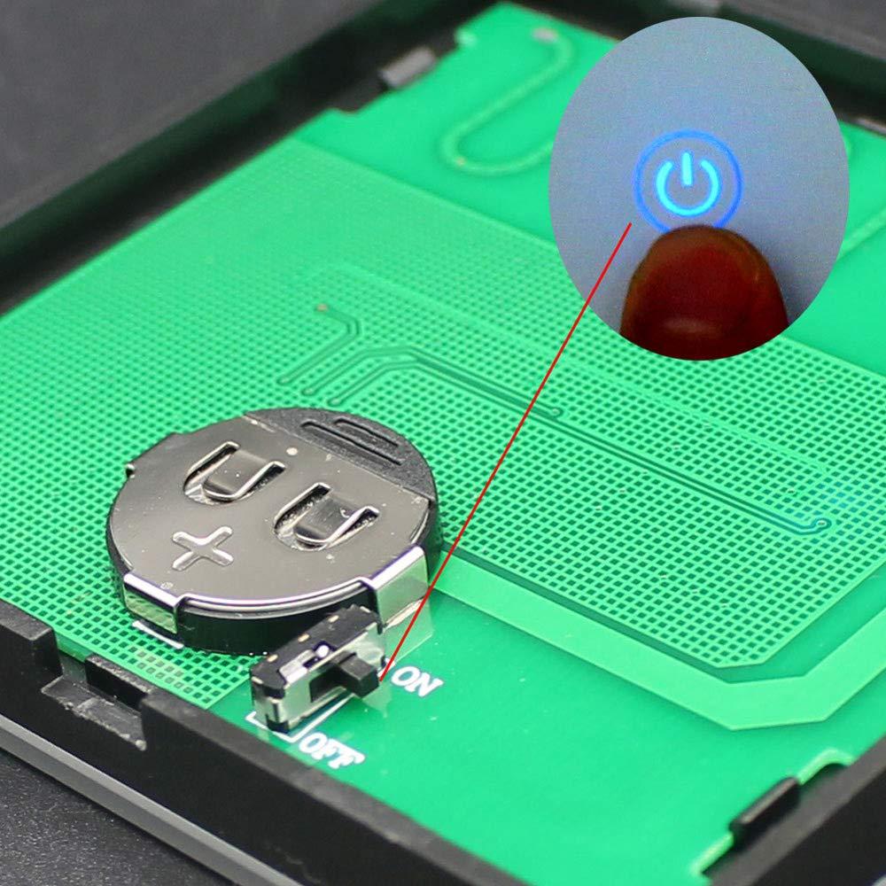 30A High Power Wireless Wifi Light Switch Smart Home Relay