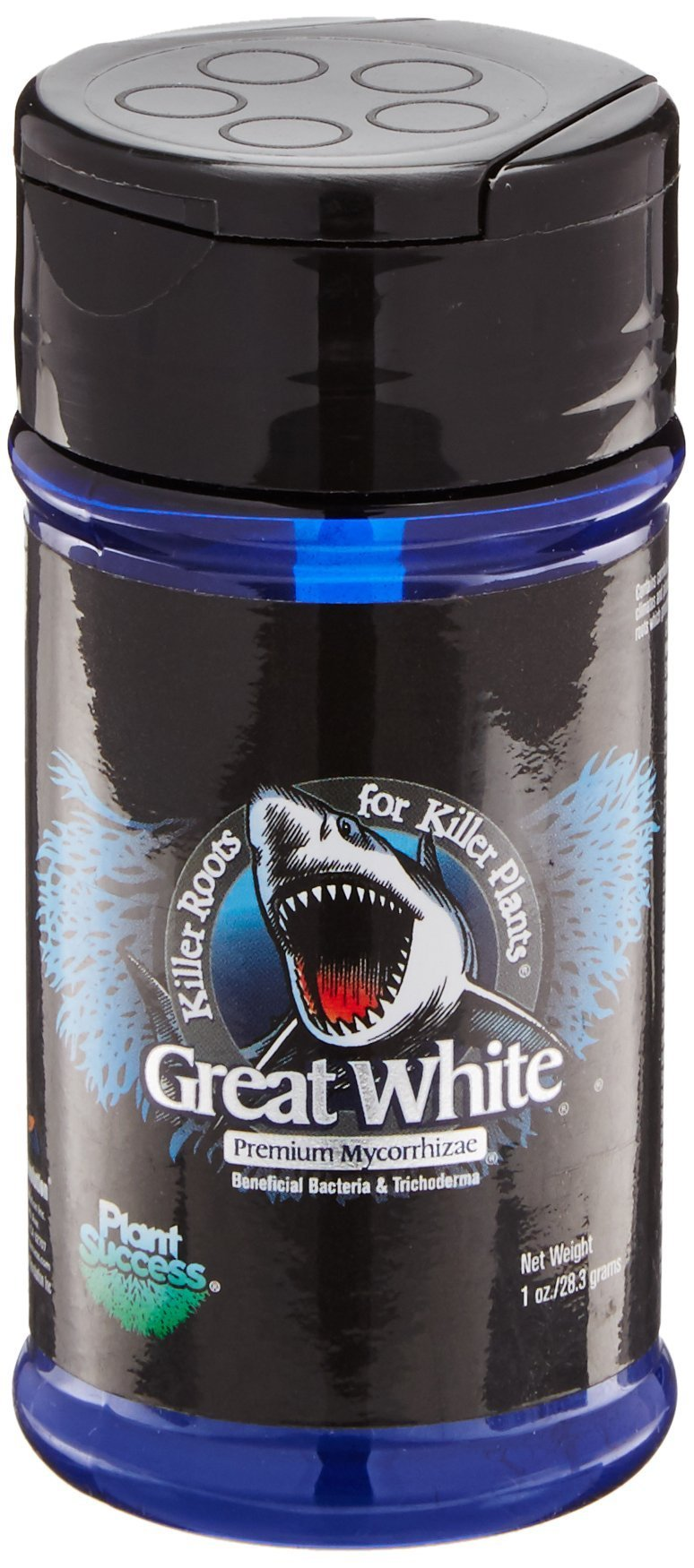Great White PRPSGW01 FGGRWH-1OZ White Mycorrhizae, 1 oz, 1 Ounce
