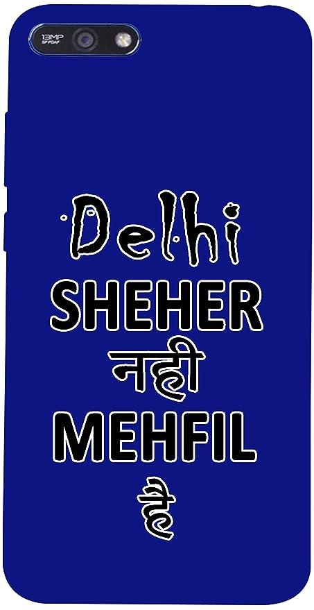 Kinaaz Delhi Sheher Nhi Mehfil Hain Quotes/Signs: Amazon in