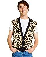 80's Ferris Bueller's Day Off Costume Vest