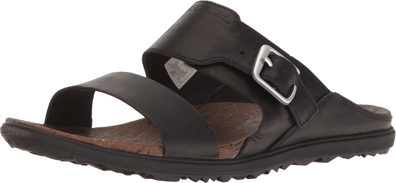 d37b44f1914f Merrell Women s Vesper Lattice Flat Sandals  Amazon.co.uk  Shoes   Bags